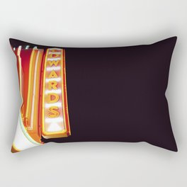 Edward's Marquee Rectangular Pillow
