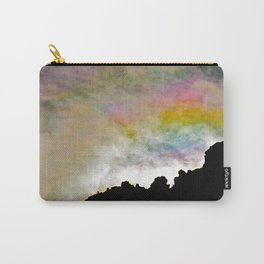 Smiling Sunrise Carry-All Pouch