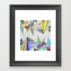 Colorflash 4 Framed Art Print
