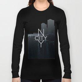New York City Long Sleeve T-shirt
