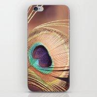 metallic iPhone & iPod Skins featuring Metallic by BURNEDINTOMYHE∆RT♥