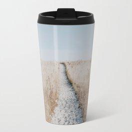 summer blues Travel Mug