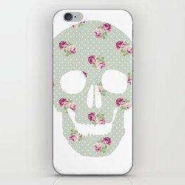 Poá Skull iPhone Skin