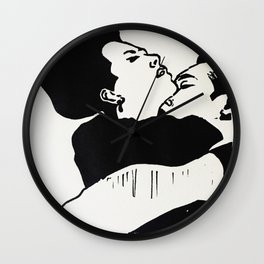 2046 Wall Clock