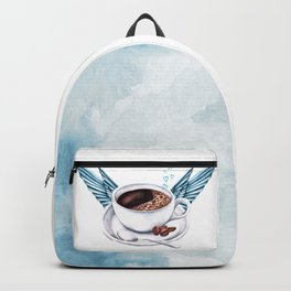 Coffee To The Rescue Backpack