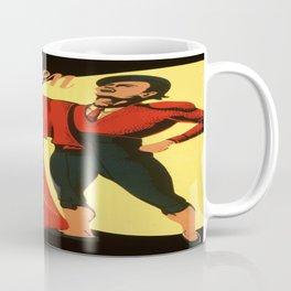 Vintage poster - Carmen Coffee Mug