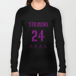 Stiles Stilinski Shirt Dylan O'Brien Shirts Women two sides Ringer Tee T-Shirt Long Sleeve T-shirt