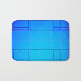Blueprint Bath Mat