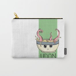 Seafood Udon Carry-All Pouch