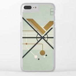 kmli Clear iPhone Case