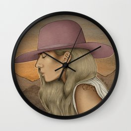 Hear my sinner's prayer Wall Clock