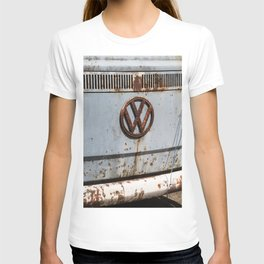 Rusted T-shirt