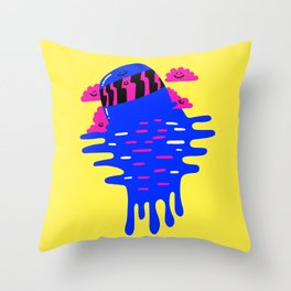 Space Lover Throw Pillow