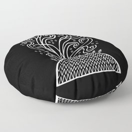 The Rite of Spring Floor Pillow