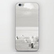 Sea side iPhone & iPod Skin
