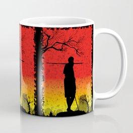 The African Warrior Coffee Mug