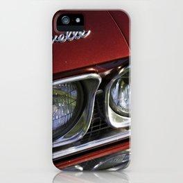 Chevelle iPhone Case