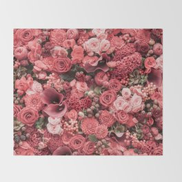 Rose Flower Throw Blankets For Any Room Or Decor Style Society6