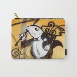 frog in tux Carry-All Pouch
