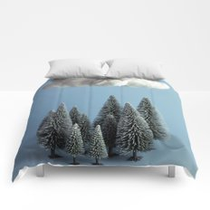 A cloud over the forest Comforters