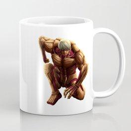 The Armored Titan Coffee Mug