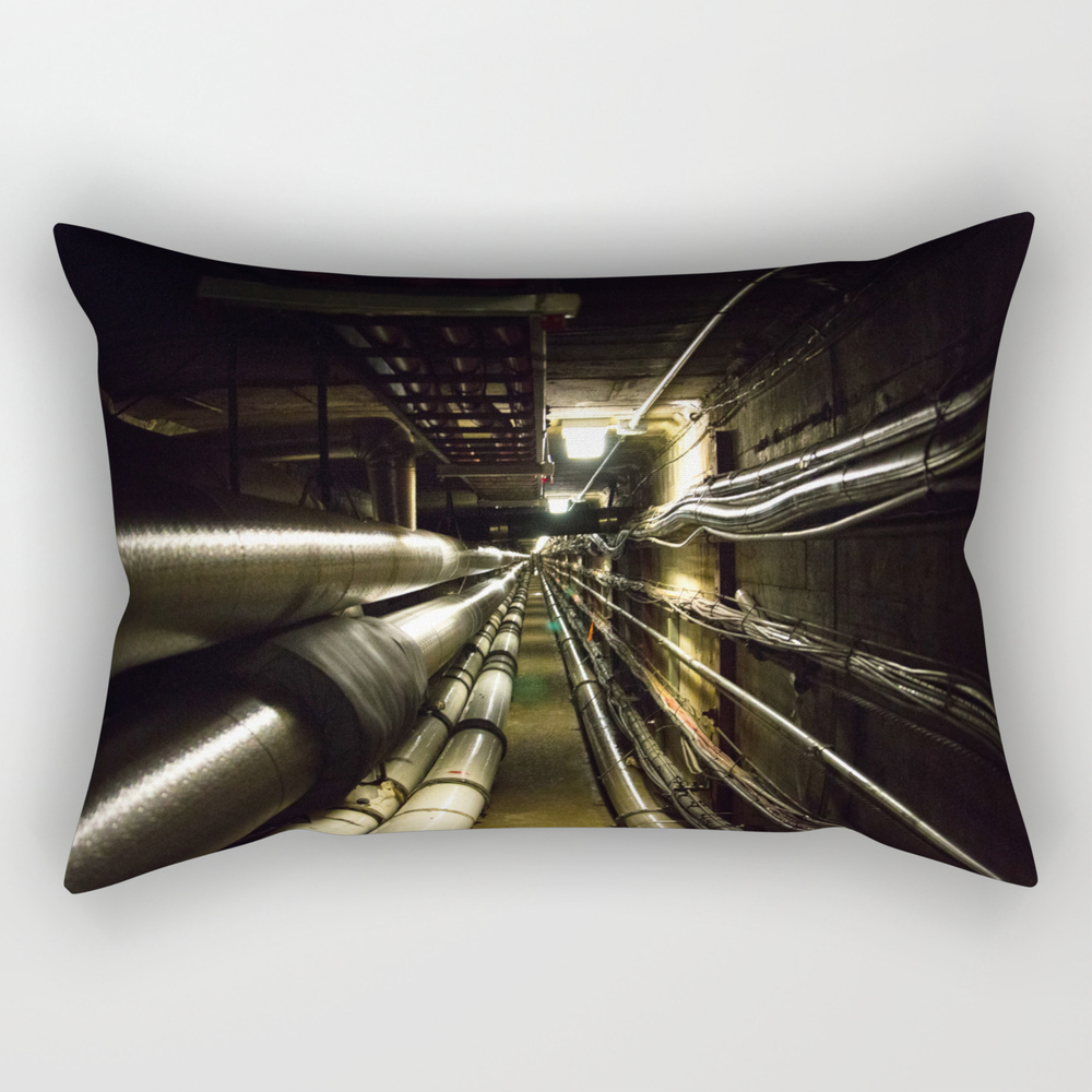 Enter The Void Rectangular Pillow RPW8616403
