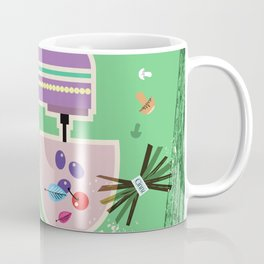 Hedvig Desh Kitchen - MCM/097 Coffee Mug