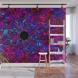 Blacklight Wall Mural