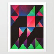 vystavyst Art Print