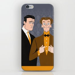 Jeeves and Wooster iPhone Skin