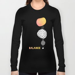 Find your balance Long Sleeve T-shirt