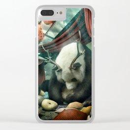 Jaianto Clear iPhone Case