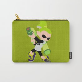 Inkling Boy (Green) - Splatoon Carry-All Pouch