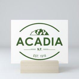Acadia National Park Mini Art Print