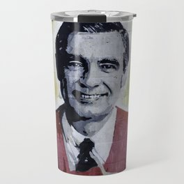 Won't You Be My Neighbor? Travel Mug