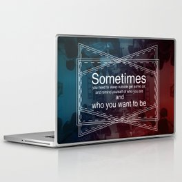 Sometimes you need...  Laptop & iPad Skin