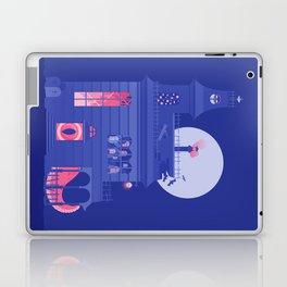 Cursed Residence Laptop & iPad Skin