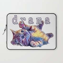 Kitten drama Laptop Sleeve