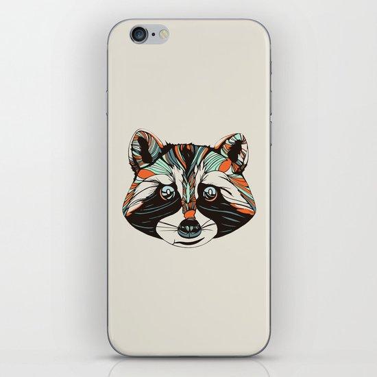 Raccardo iPhone & iPod Skin