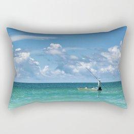 Ocean Panoramic Rectangular Pillow