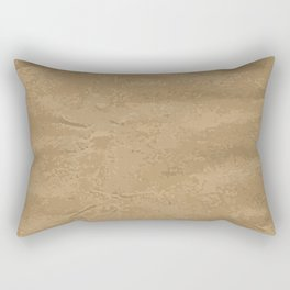 Brown Wrapping Paper Background Rectangular Pillow