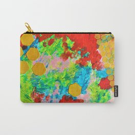 Bees Knees Carry-All Pouch