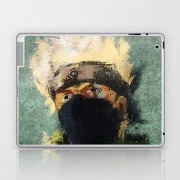 Grunge Copy Ninja Laptop & iPad Skin