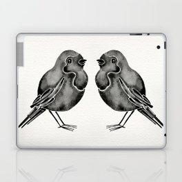 Little Blackbirds Laptop & iPad Skin