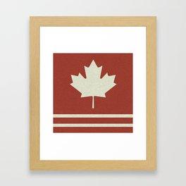 canada 3 Framed Art Print