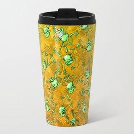 Frog Festival Travel Mug