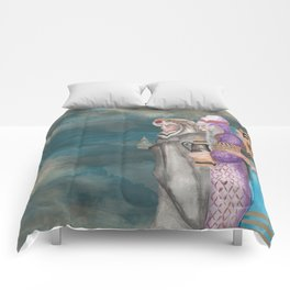 Michael's First Christmas, Three Wise Men Comforters