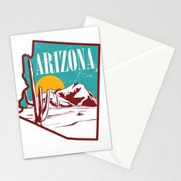 Arizona America USA Stationery Cards