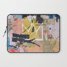 Boom For Real Laptop Sleeve