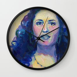 MICHELLE, by Frank-Joseph Wall Clock